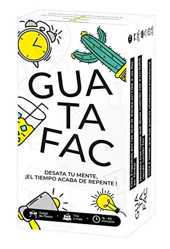 GUATAFAC – Juego de Mesa Otros Productos