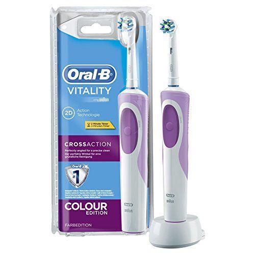 Oral-B Vitality CrossAction 2D – Cepillo electrico recargable Cepillos eléctricos Oral-B
