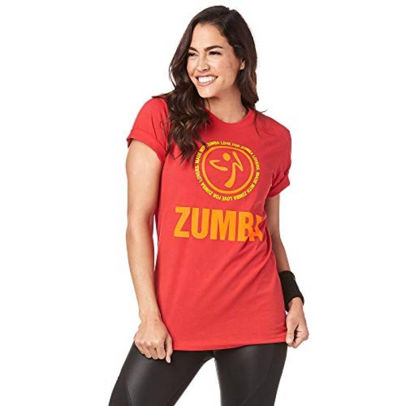 Zumba Fitness Unisex Impreso Camisetas gráficas Deportivas Mujer y Camiseta Tirantes Hombre