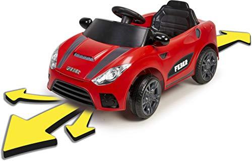 Coche eléctrico a bateria FEBER My Real Car Juguetes y Juegos