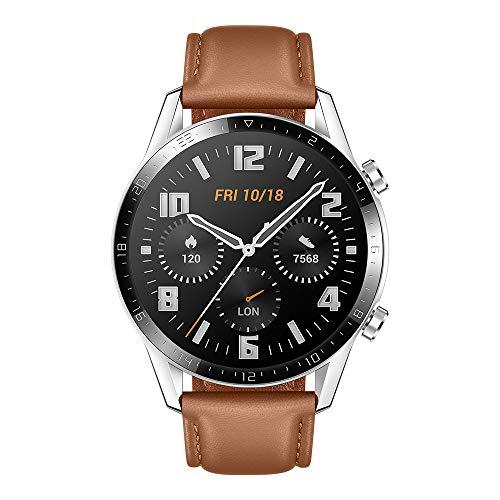 huawei watch gt classic smartwatch con caja de mm hasta semanas de