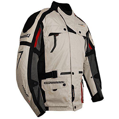 Roleff Racewear, Chaqueta de Moto Ropa para motoristas