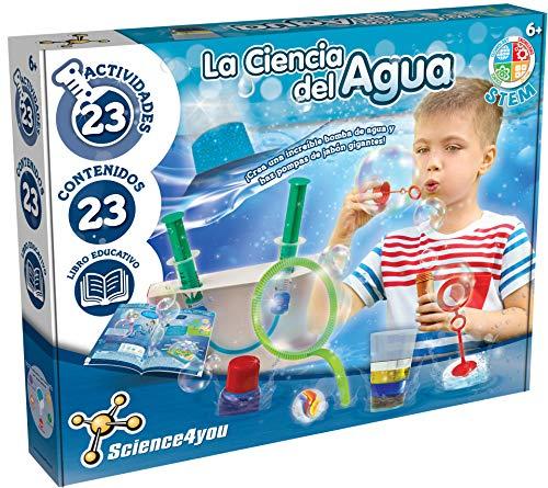 Science4you La Ciencia del Agua Juguetes educativos