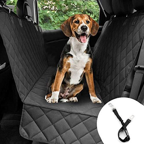 Bonve Pet Cubierta Asiento Coche Perro, Funda Coche Productos para Mascotas