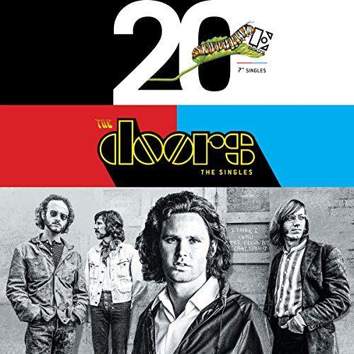 The Singles [Vinilo] The Doors Discos de vinilo