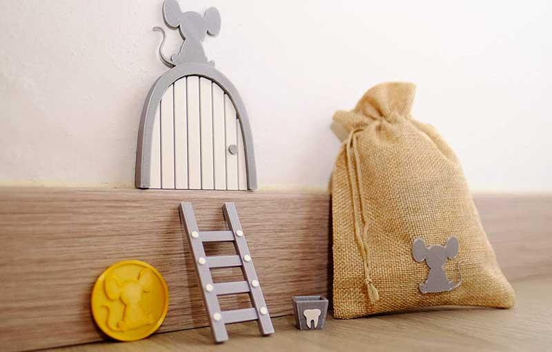 puerta ratoncito perez personalizada
