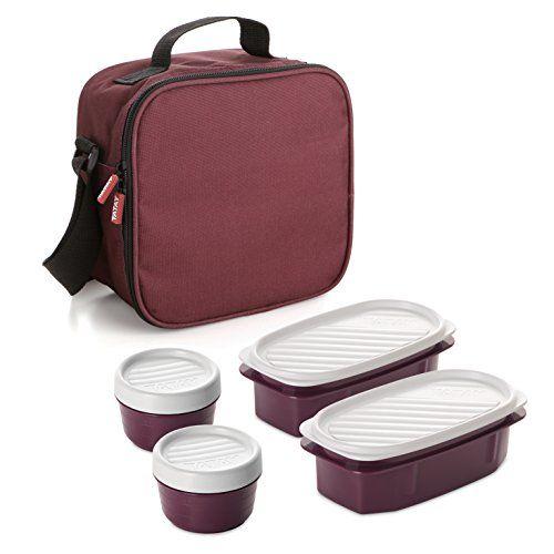 tatay urban food casual bolsa trmica porta alimentos l de capacidad con
