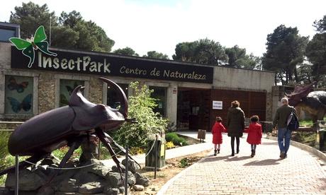 Entrada para hasta 2 adultos y niños a Insect Park hasta el 31 de diciembre (hasta 21% de descuento)