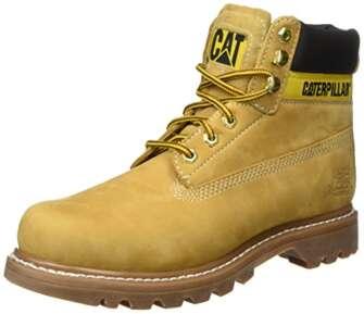 Cat Footwear Colorado, Botas para Hombre, Beige (Honey), 41 EU