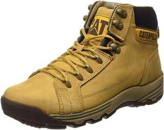Cat Footwear SUPERSEDE, Botines para Hombre, Honey Reset, 40 EU