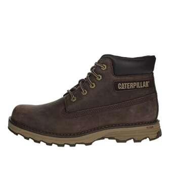 CATERPILLAR Founder Botines/Low Boots Hombres Marrón - 43 - Botas de caña...