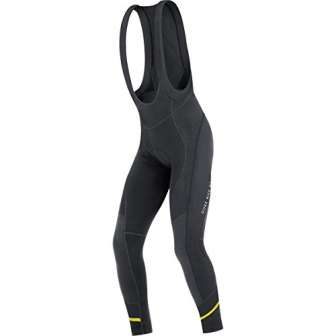Gore Bike Wear Power 3.0 Thermo+ - Culote con tirantes para hombre,...