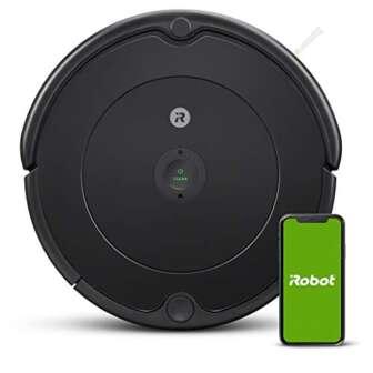 iRobot - Robot aspirador Roomba 692 Wifi, para alfombras y suelos, Dirt...