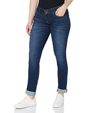 LTB Jeans Molly Vaqueros Slim, Azul (Sian Wash 51597), W24/L36 para Mujer