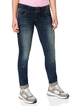 LTB - Vaqueros Skinny/Slim fit para Mujer, Talla W26 / L30 (ES...