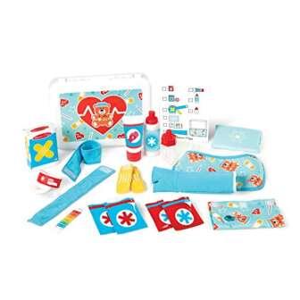 Melissa & Doug - Get Well - Kit de juego de botiquín...
