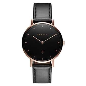 Meller - Astar Roos Black - Relojes para hombre y mujer