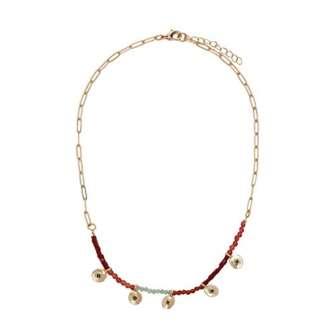 Parfois - Collar Blooming - Mujeres - Tallas Única - Dorado