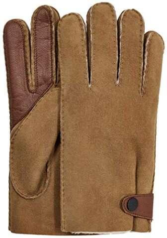 Ugg Australia SHEEPSKIN SIDE TAB TECH Handschuh 2020 chestnut, L