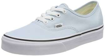 Vans Authentic, Zapatillas Mujer, Azul (Baby Blue/True White Q6k), 42 EU
